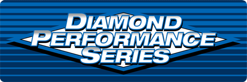 Diamond Performance Series Decal - $12 each