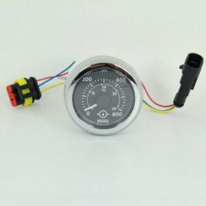 Cummins Gear Oil Pressure SmartCraft Gauge 0-600