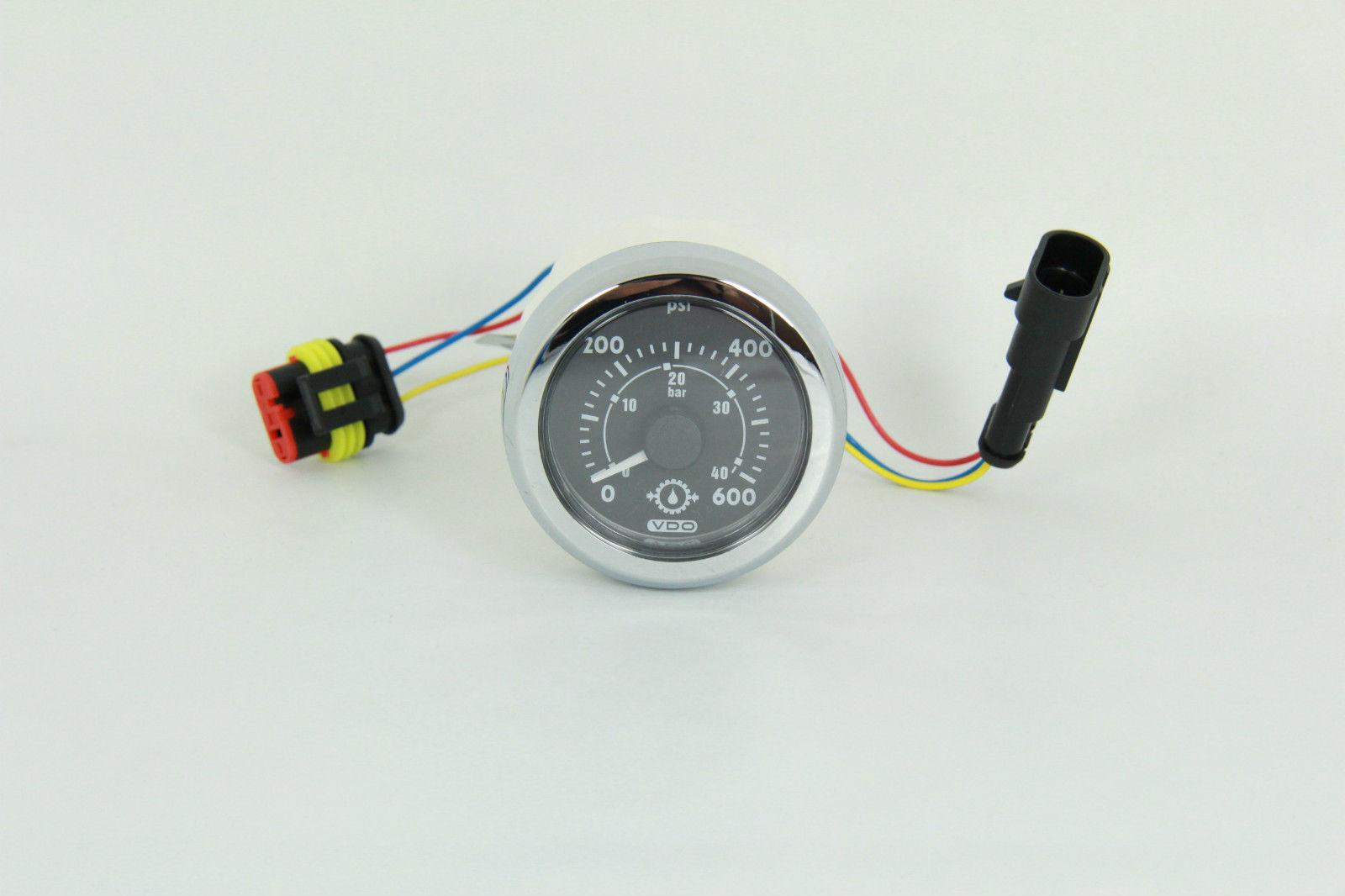 cummins smartcraft gear oil pressure gauge  3971777