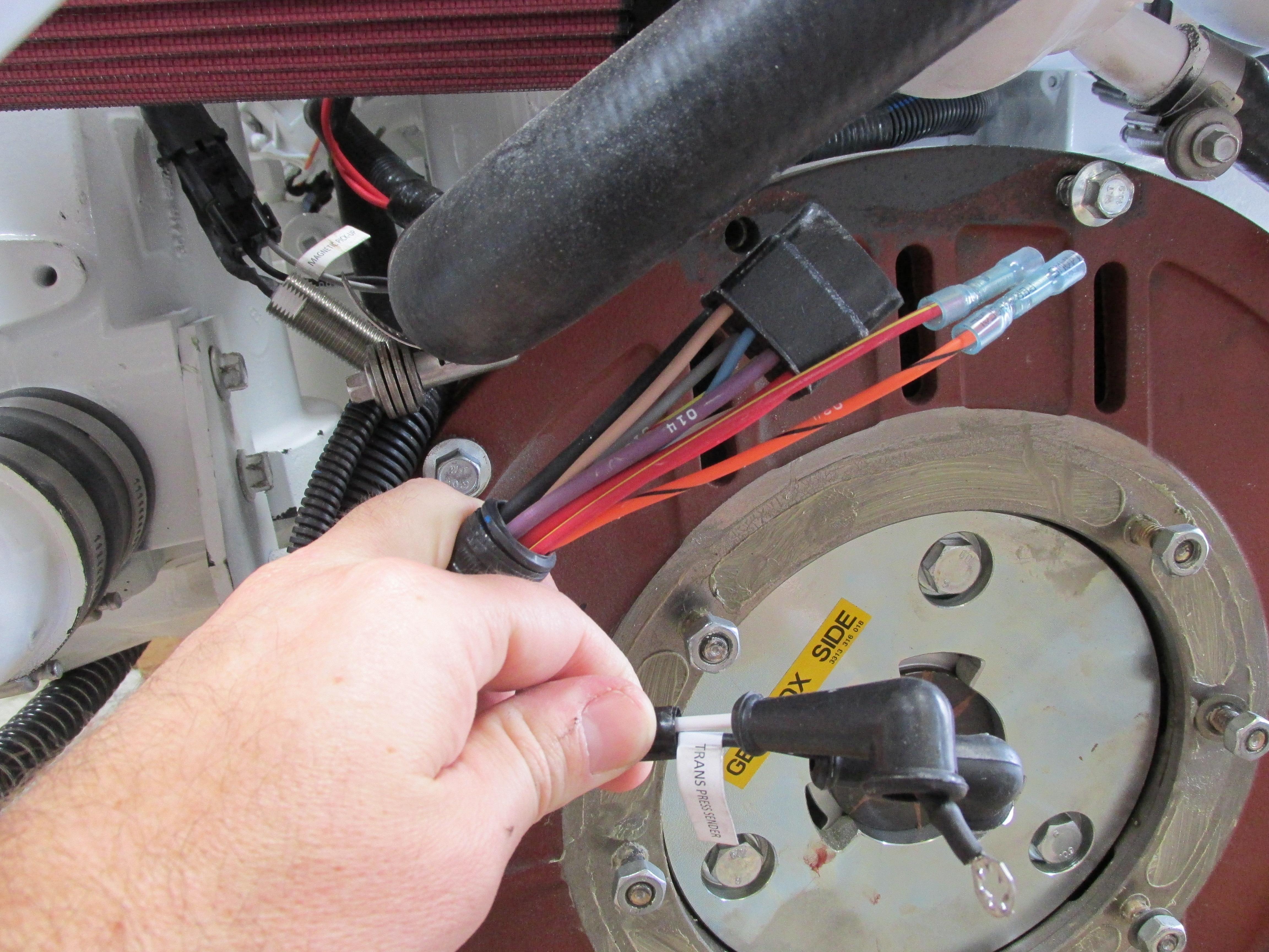Broken Oil Pressure Sensor Pics Pelican Parts Technical Bbs