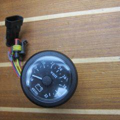 Cummins Voltmeter 8-16V SmartCraft Gauge 3971775