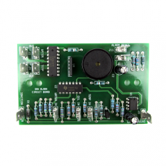 SMX Replacement Analog Instrument Panel Alarm Circuit Board (PCB)