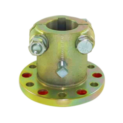 Split Hub Propeller Shaft Coupling