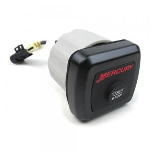 Mercury SmartCraft 887767K01 Genuine OEM Single Engine Start/ Stop Switch Kit