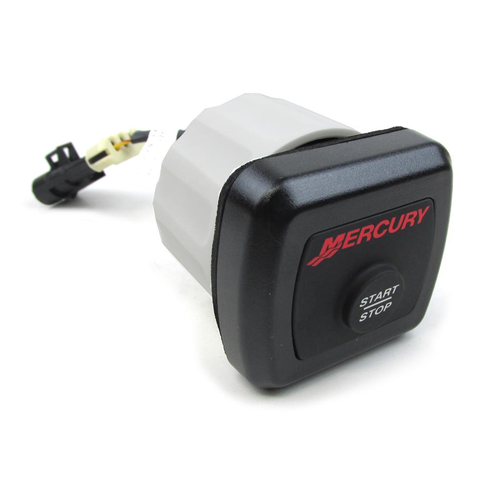 Mercury Smartcraft 887767k01 Genuine Oem Single Engine Start   Stop Switch Kit