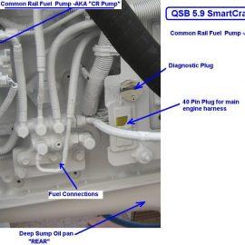 QSB 5.9 Fuel connections & Parts-Ver 2.0
