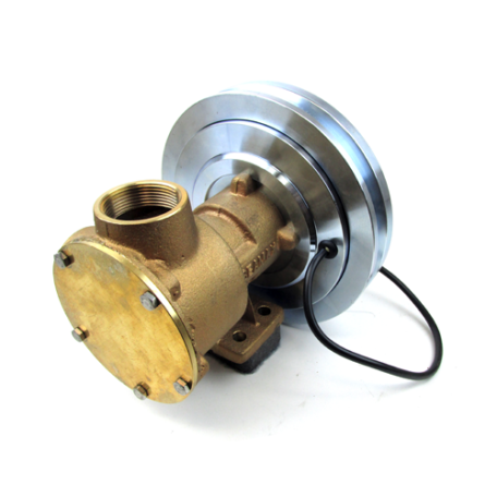 SMX 1.5 Universal Wash Down Water Pump, 12V Clutched