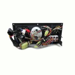 Genuine Yanmar 6LP / 6LY Deluxe Gauge Panel #129574-91162