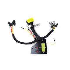 Cummins QSM11 40-Pin Vessel Interface Harness