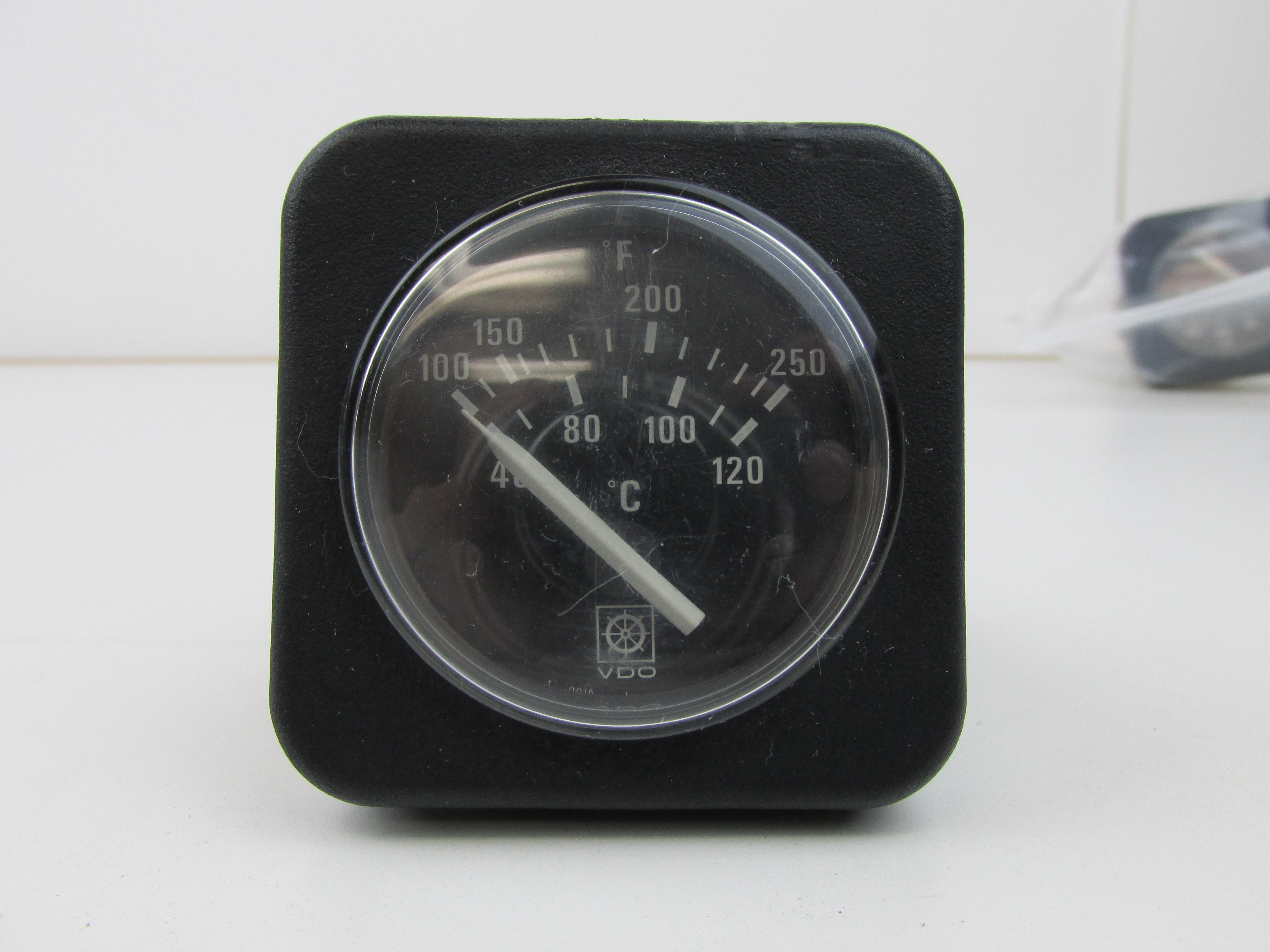 Cummins Vdo 0 250f Temperature Gauge Seaboard Marine Oil Temp Wiring Diagrams