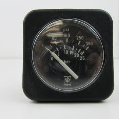 Cummins VDO 0-350 PSI Pressure Gauge