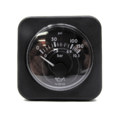 Cummins VDO 0-150 Oil Pressure Gauge