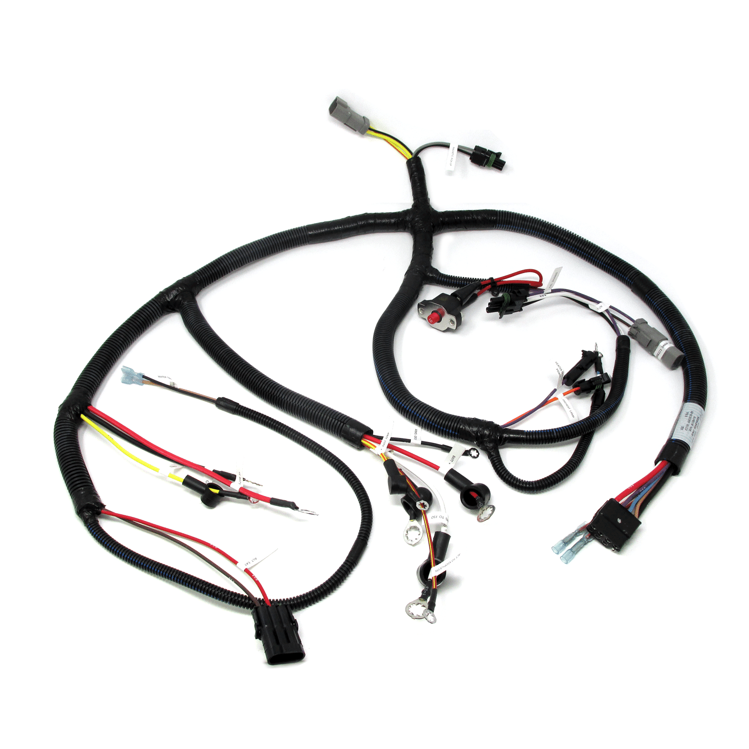 mins Mechanical On-Engine Wiring Harness on