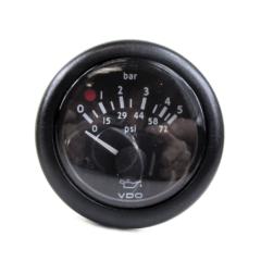 QSM11 12V Oil Pressure Gauge