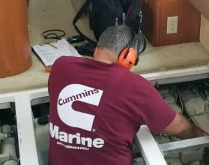 Rob Schepis Marine Diesel Pre Purchase Survey