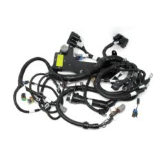 QSC 8.3 & QSL SmartCraft v2.X On-Engine ECM Harness (4940859 / 5254014)