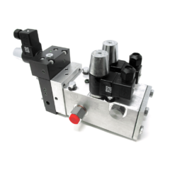 ZF Marine Electric EB15 Shift Valve with Trolling Valve