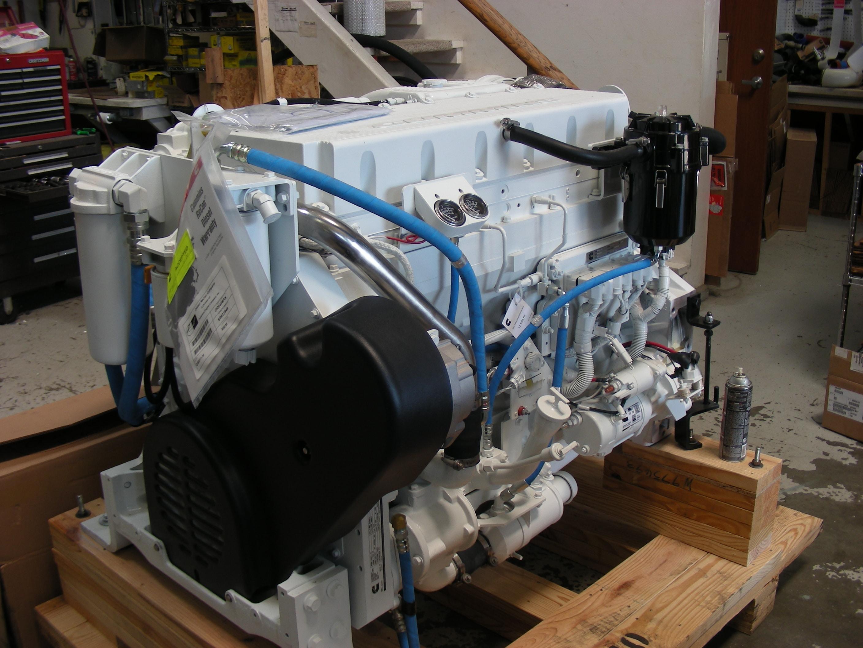 The Cummins QSM11 Marine Engine Story - Seaboard Marine