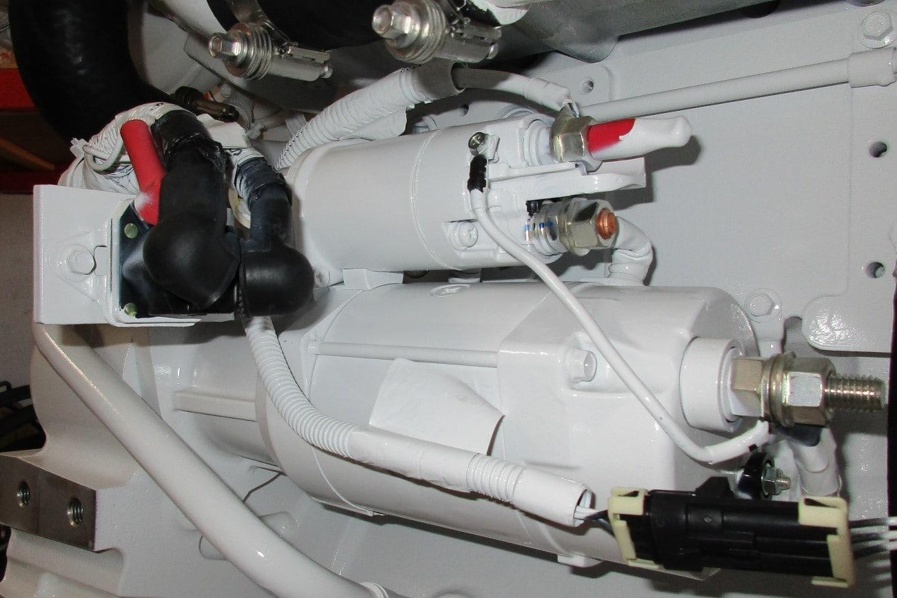 Understanding the  Mag    Switch       Cummins Marine Engine