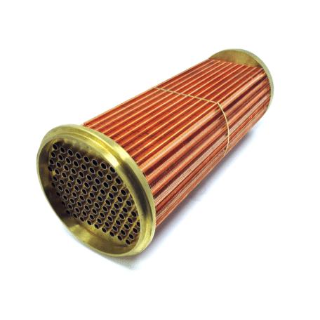 Yanmar 6LYA Aftercooler Core (119574-18770)