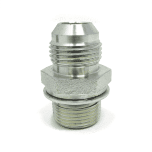 ZF MB30 Valve Adapter Oil Line Fitting