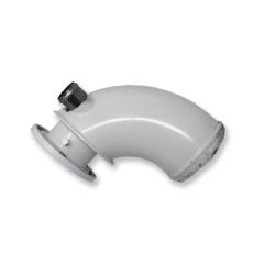 "Cummins Marine Factory Exhaust Elbow early 6B 5.9 (1.5"" Inlet 5"" Outlet)"