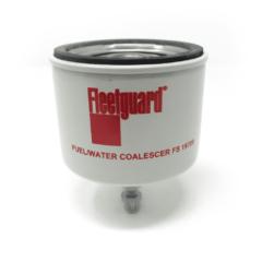 Fleetguard FS19709 Fuel Filter w/ drain - Premium fuel filter for Onan generators