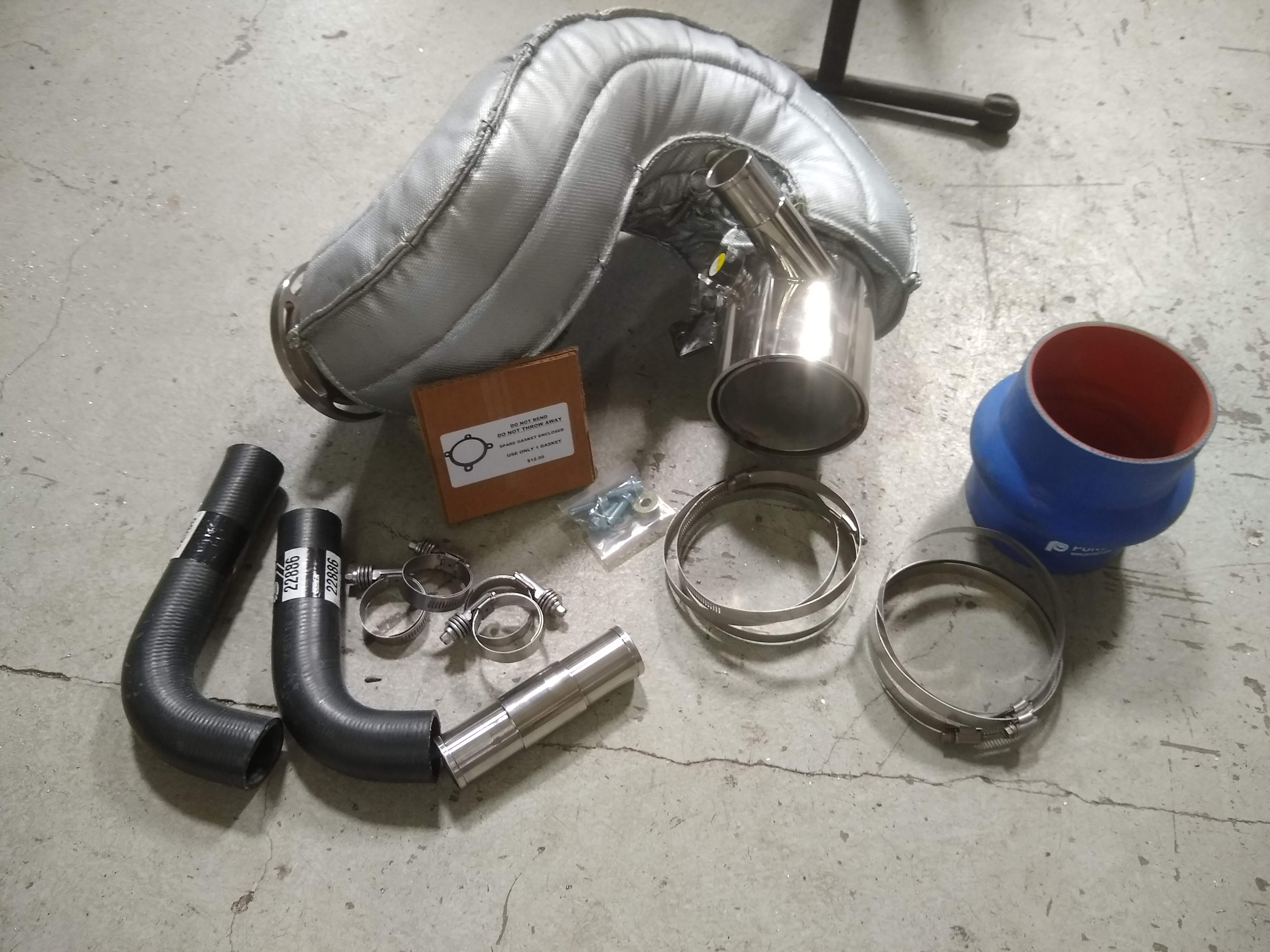 Custom Marine Exhaust Design Fabrication Seaboard Marine
