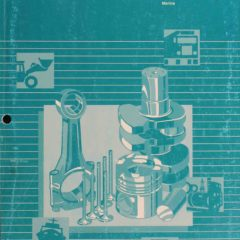 Cummins Marine 6CTA 8.3 (CPL 8089) Parts Catalog