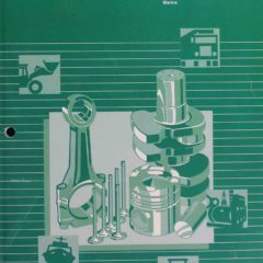 Cummins Marine Diesel Engine Parts Manuals