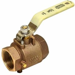 Groco IBV Series Full Flow Inline Ball Valve Thru-Hull