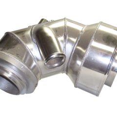 "Cummins Marine Factory Exhaust Elbow QSM11 (2"" Inlet 8"" Outlet)"
