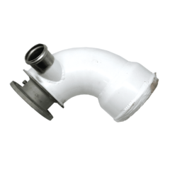 "Cummins Marine Factory Exhaust Elbow QSC 8.3 (2"" Inlet 6"" Outlet)"