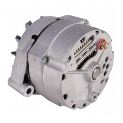 15 SI, 12V, 3-Wire, Alternator with Pulley