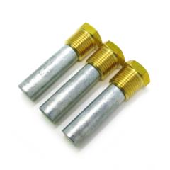 Complete Engine Zinc Kit (Aftercooler & Heat Exchanger)