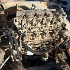 Used Isuzu 4LE 20kW Generator Engine