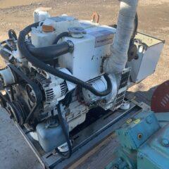 Used Complete NorPro 15kW Generator Engine