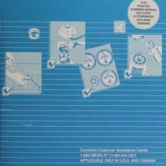 Operation & Maintenance Manual for QSC 8.3 & QSL 9 Marine Engines (PDF)