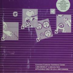 Operation & Maintenance Manual for QSM 11 Marine Engines (PDF)