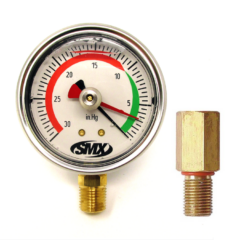 SMX RACOR Drag Pointer Vacuum Gauge Kit