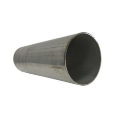 """Marine 316L Stainless Steel 4 inch Exhaust Pipe (4.5"""" OD)"""