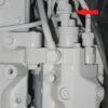 QSC 8.3 / QSL 9 Fuel Actuator Location