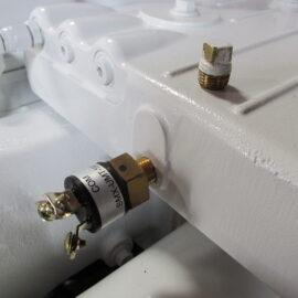 Cummins Marine QSB 5.9 Coolant Temperature Switch Locations