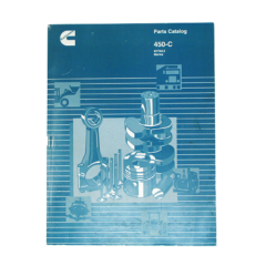 Cummins Marine 6CTA (CPL 2172) Parts Catalog (Hard Copy)