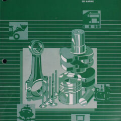 Cummins Marine 4BTA 3.9 250 (CPL 8104) PDF Parts Catalog