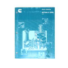Cummins Marine 6CTA 8.3 430/450 (CPL 2060, 8089) Parts Catalog (Hard Copy)