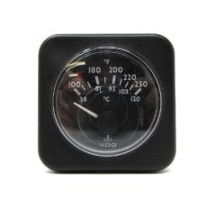 Cummins VDO 0-250F Temperature Gauge