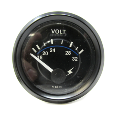 VDO (332 504) 24V Volt Meter